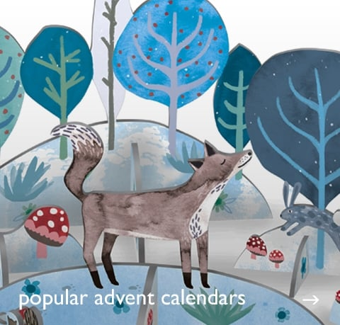 Advent Calendars at Cotswold Trading