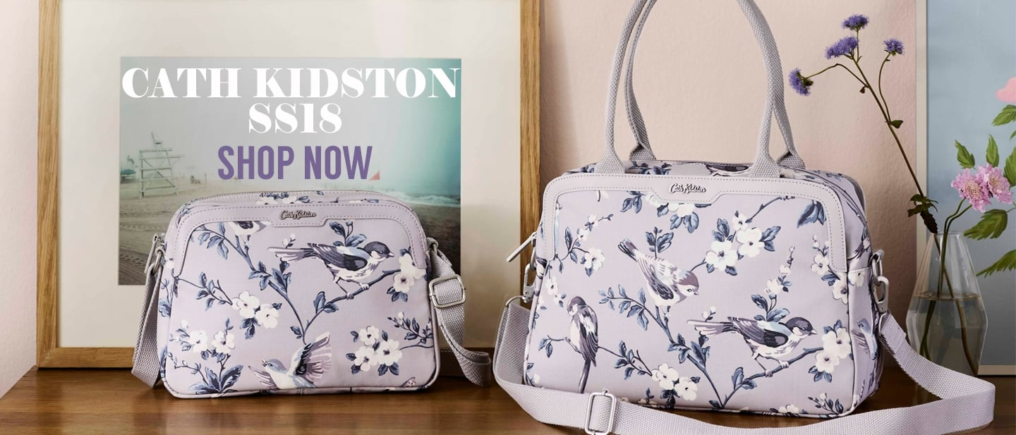 Cath Kidston SS18 Now In