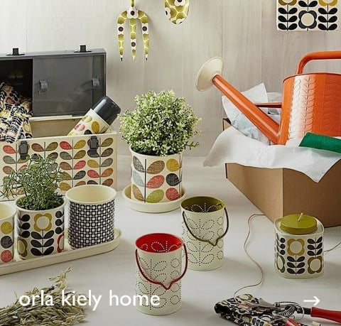 Orla Kiely Home at Cotswold Trading