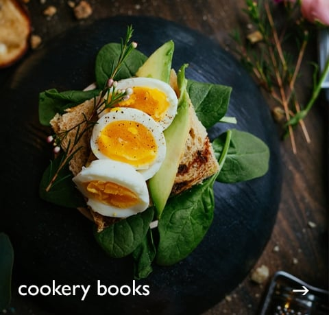 Cookery Books at Cotswold Trading