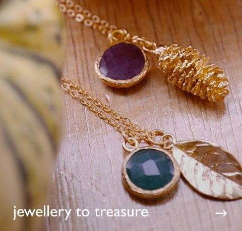 Jewellery at Cotswold Trading