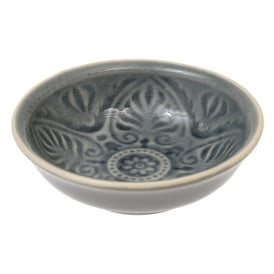 Moroccan Style Ceramic Marrakesh Dipping Bowl