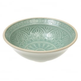 Moroccan Style Ceramic Marrakesh Mezze Bowl