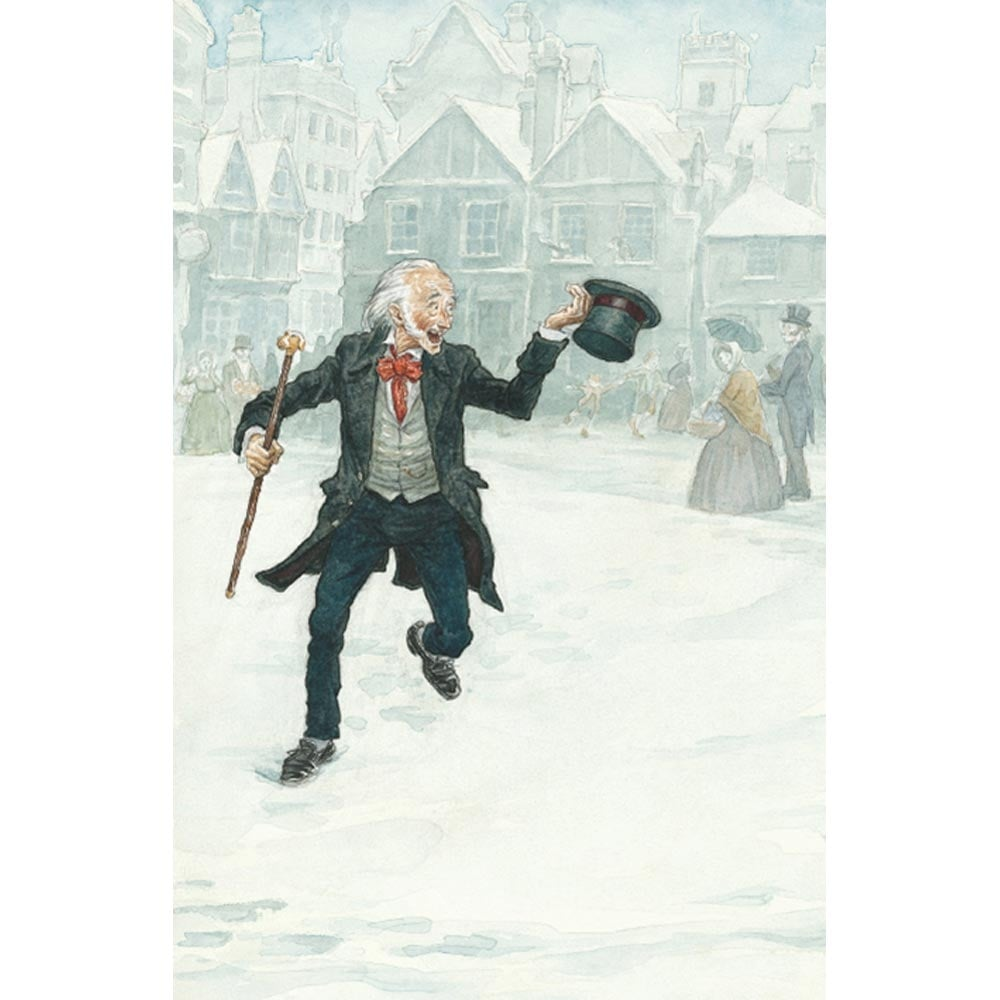 Museums and galleries charles dickens pack of 20 christmas cards m4hsunfo
