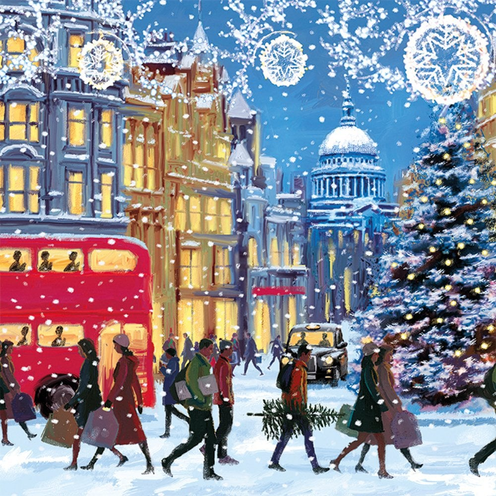 Museums and galleries christmas eve pack of 5 charity christmas cards christmas eve pack of 5 charity christmas cards m4hsunfo