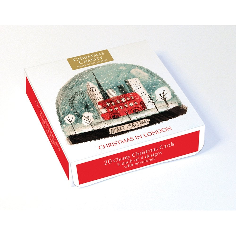 Museums and galleries christmas in london pack of 20 charity christmas in london pack of 20 charity christmas cards m4hsunfo