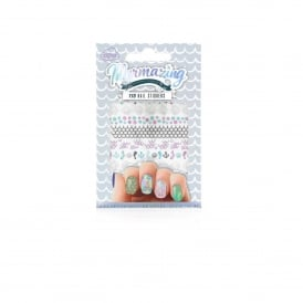 Mermaid Nail Stickers