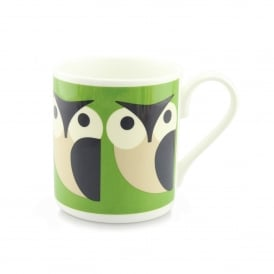 Apple Owl Mug