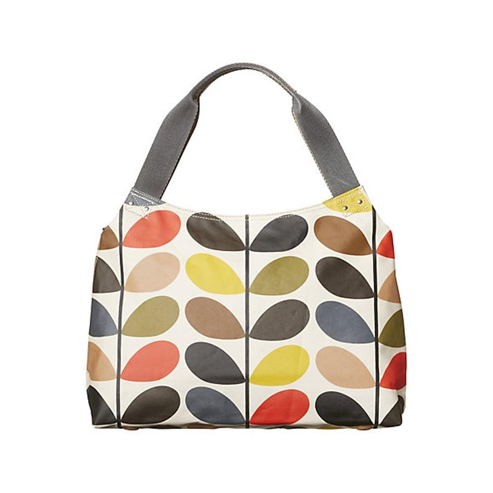 0375a6ec625 Orla Kiely Classic Multi Stem Handbag Multi