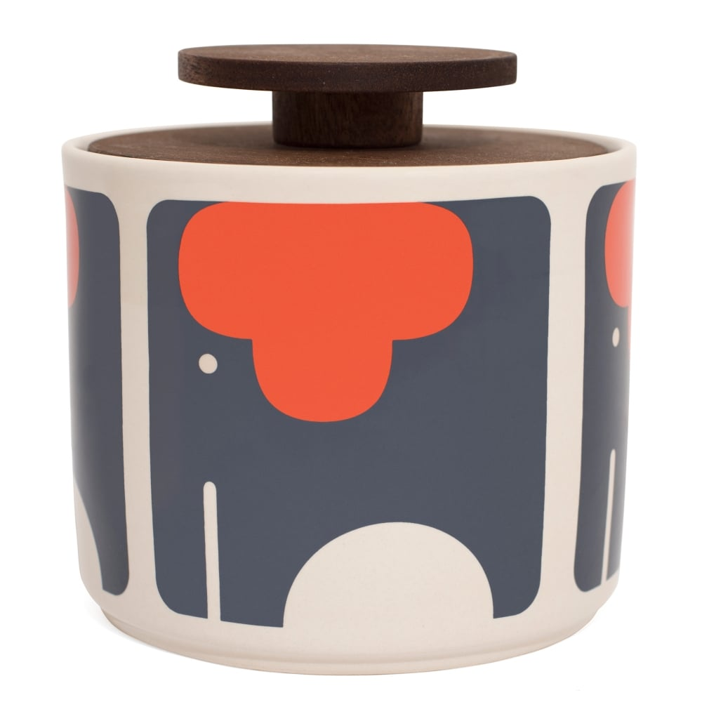 Orla Kiely Elephant Storage Jar 1l  sc 1 st  TheFlowZone.net & Orla Kiely Storage - Home Decorating Ideas u0026 Interior Design