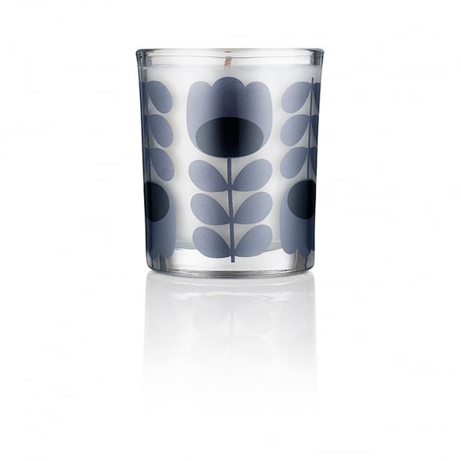 Orla Kiely Lavender Travel Candle 70g