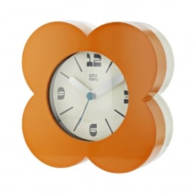 Petal Alarm Clock Orange