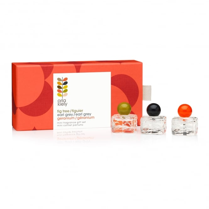 Orla Kiely Shadow Flower Mini Fragrance Gift Set