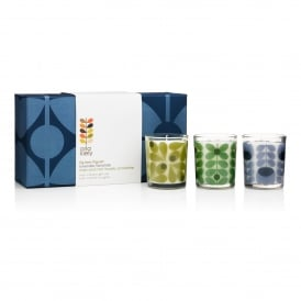 Sixties Stem Mini Candle Gift Set