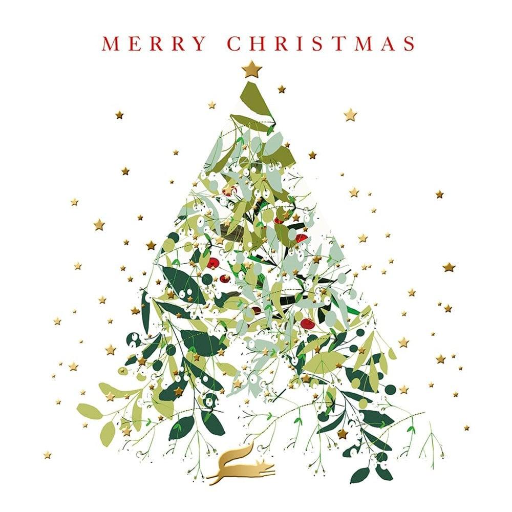 Christmas Designs.Christmas Tree Christmas Card