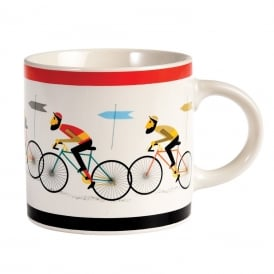 Le Bicycle Ceramic Mug