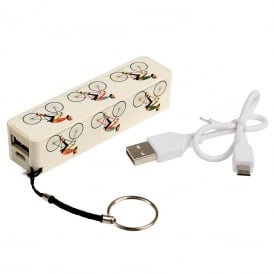 Le Bicycle Portable USB Charger