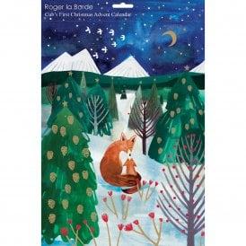 Roger la Borde Pop and SLot 3D Treehouse Advent Calendar