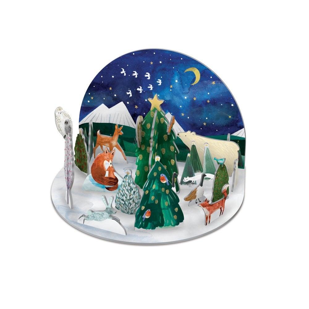 Roger la Borde Pop & Slot Cubs First Christmas Advent Calendar