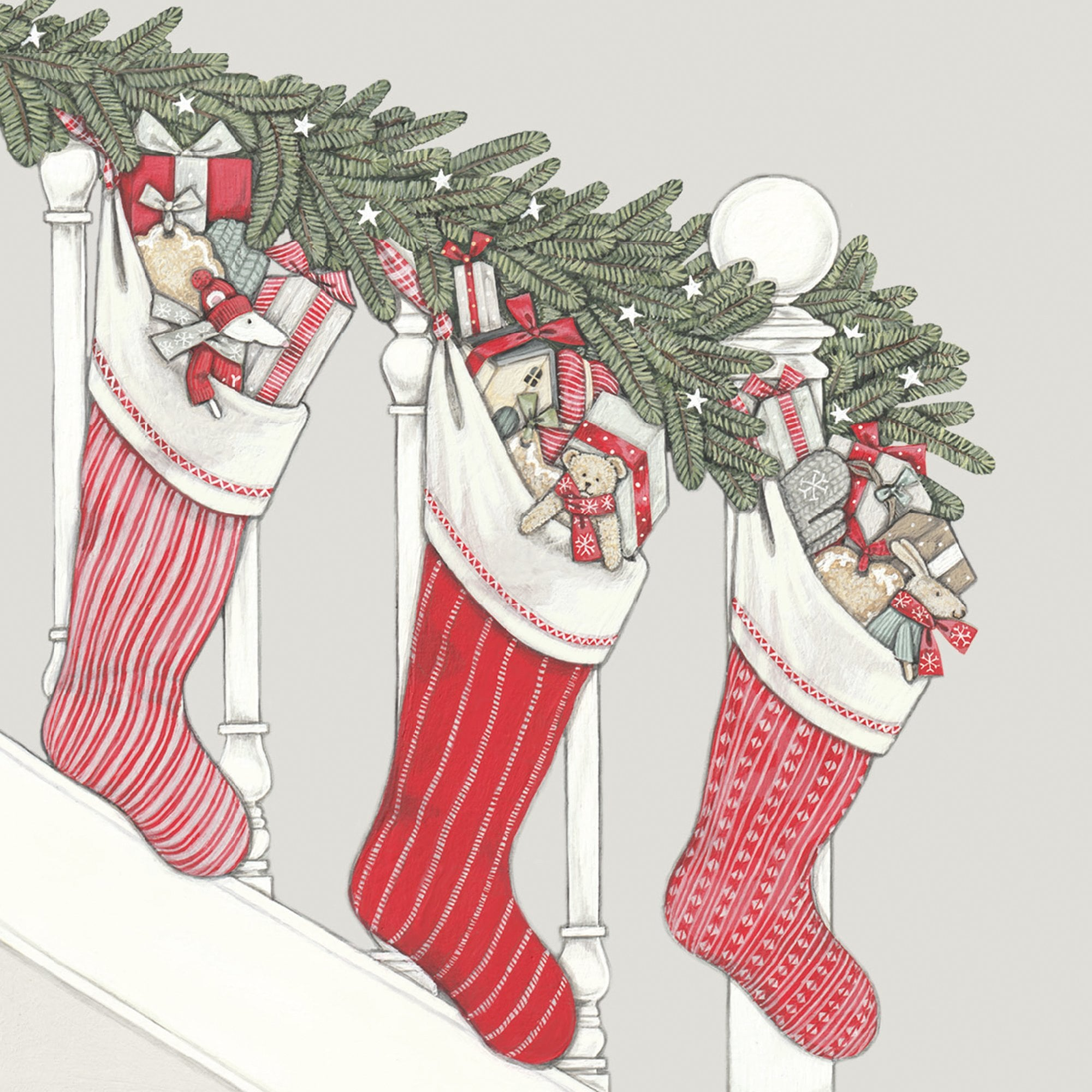 Yoshi Christmas Stocking