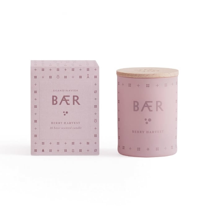 Skandinavisk BÆR Berry Scented Mini Candle