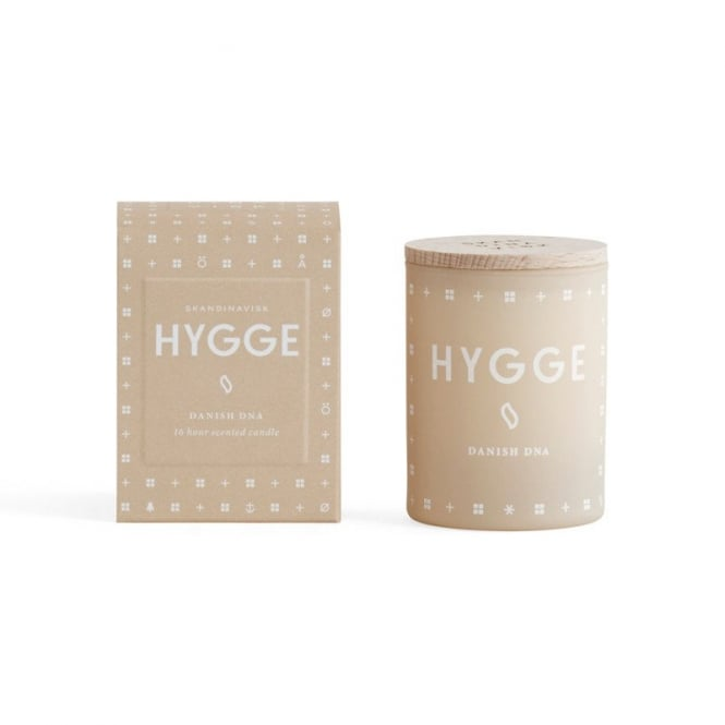Skandinavisk HYGGE Cosiness Scented Mini Candle