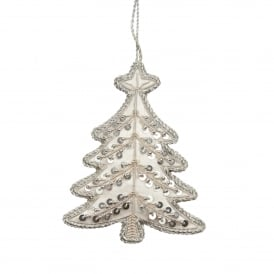 Embellished Tree Decoration