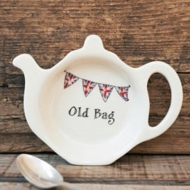 Old Bag Teabag Dish