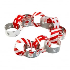 Waiting for Santa Christmas Paper Chains