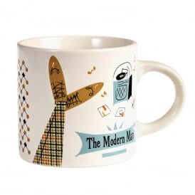 The Modern Man Ceramic Mug