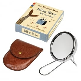 The Modern Man Travel Shaving Mirror