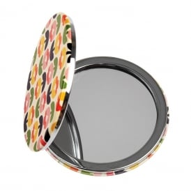 Tulip Bloom Compact Mirror
