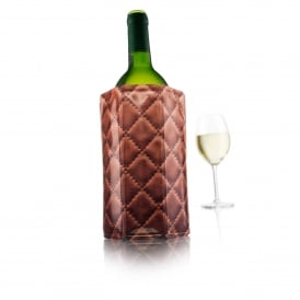 Active Wine Cooler - Leather