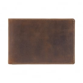 Jet Leather Wallet