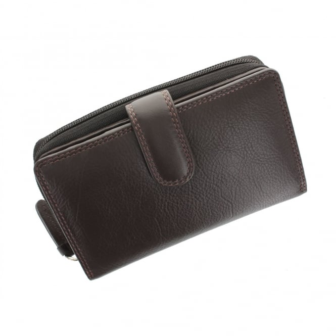 Visconti Madame Leather Purse