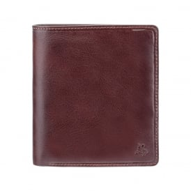 Matteo Brown Leather Wallet