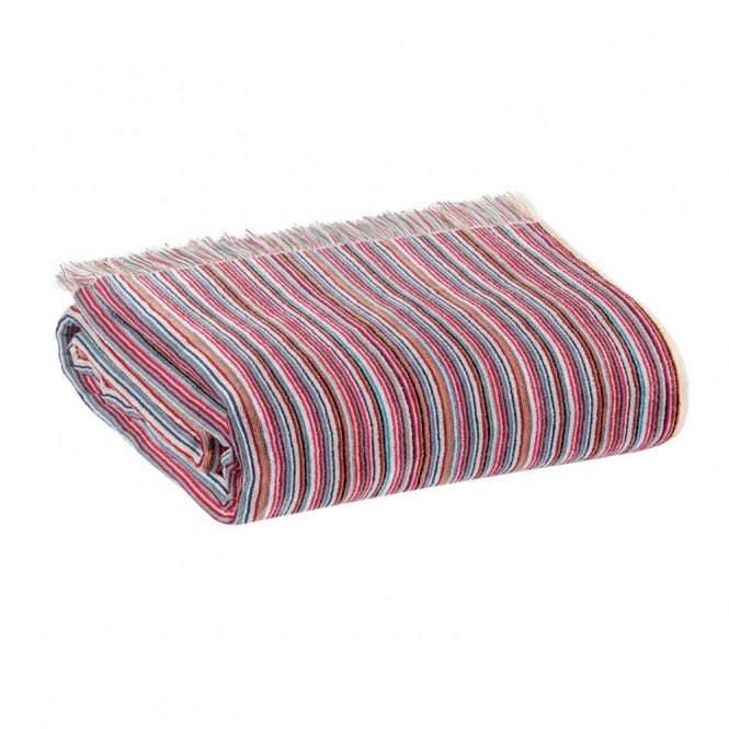 Vivaraise Isola Super Soft Striped Bath Towel 70 x 140cm