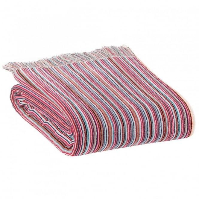 Vivaraise Isola Super Soft Striped Hand Towel 50 x 100cm