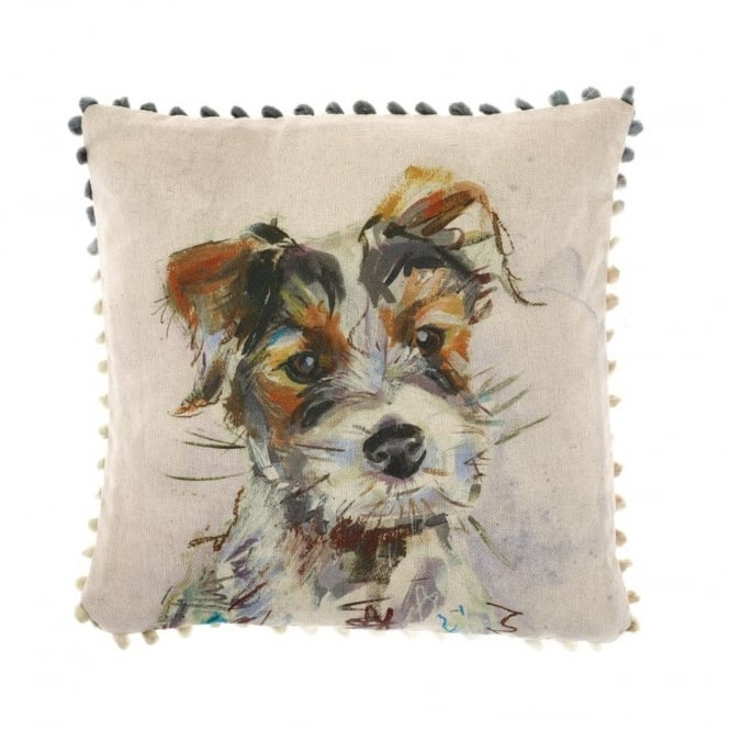 Voyage Maison Baxter Terrier Arthouse Small Cushion