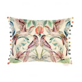 Colyford Loganberry Cushion