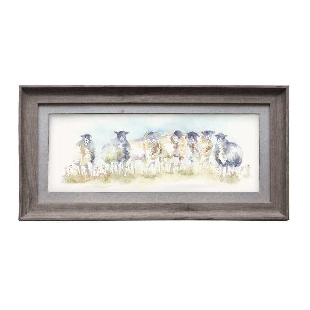 Voyage Maison Come By Framed Picture