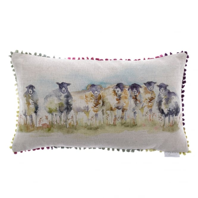 Voyage Maison Come By Linen Cushion