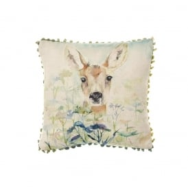 Fawn Arthouse Small Cushion