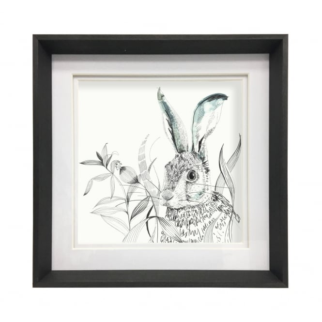 Voyage Maison Hare Small Box Framed Picture