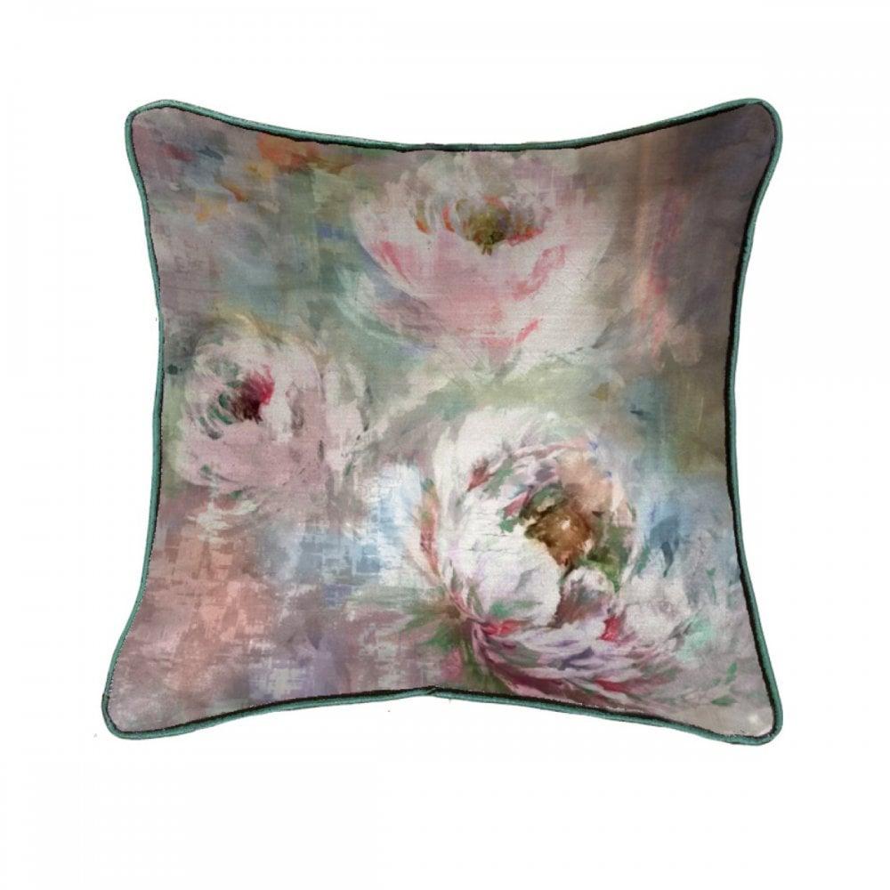 Voyage Maison Roseum Coral Velvet Cushion