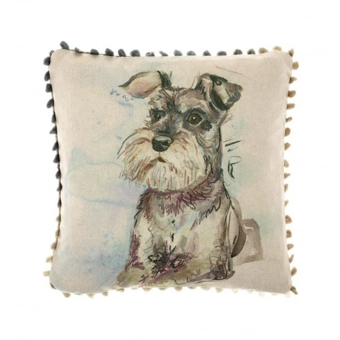 Voyage Maison Schnauzer Arthouse Small Cushion