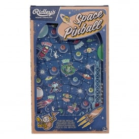 Ridley's House of Novelties: Space Pinball